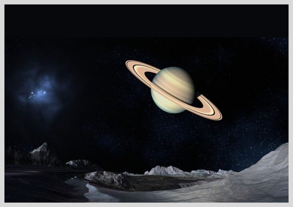 Quick facts about Saturn planet